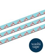 Gal - Light Blue washi