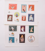 LDV Dear Stamp stickers