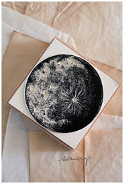LCN | Lunar Rubber Stamp Set - S