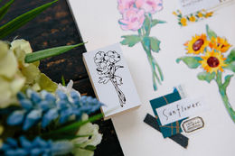 OURS Flowers For You Stamp Set