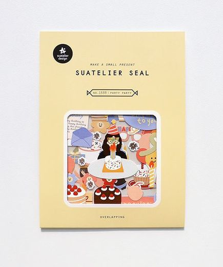 Suatelier Seal no. 1533 Party Party