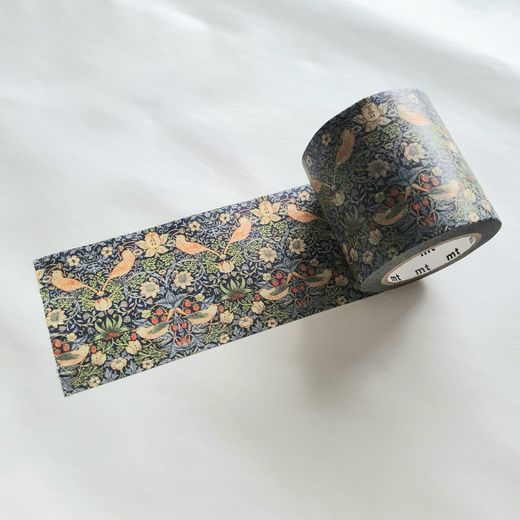MT Masking Tape William Morris Strawberry Thief