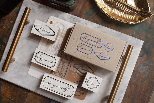 LOIDESIGN | Stamp Set - Be Yourself