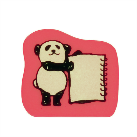 Leimasin Panda Note