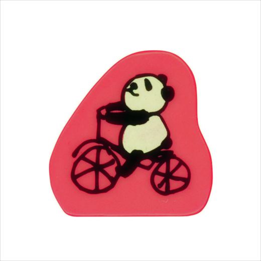 Leimasin Panda Bicycle