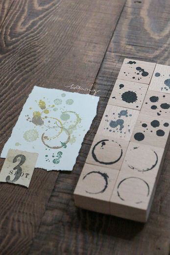 LCN| Spot Rubber Stamps Vol. 3