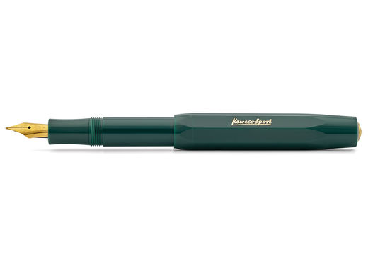 F 0.7 Kaweco CLASSIC Sport Fountain Pen Green