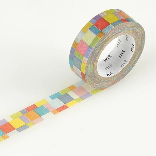 MT Masking Tape - Mosaic Bright