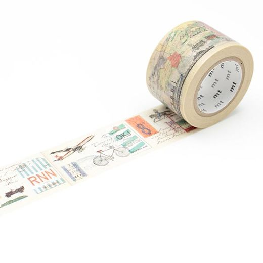 MT Masking Tape Travel Way