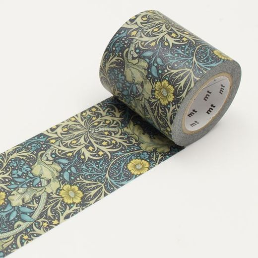 MT Masking Tape Morris & Co Seaweed
