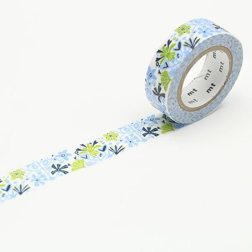 MT Masking Tape Alma Blue