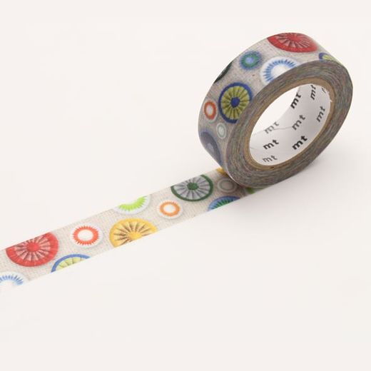 MT Masking Tape Passementarie Button