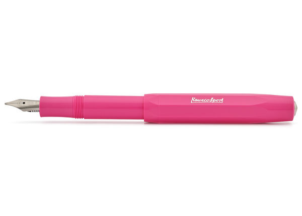 F 0.7 Kaweco SKYLINE Sport Fountain Pen Pink