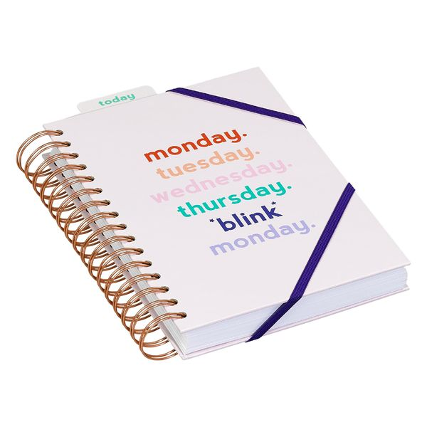 Power Planner - Monday Blink