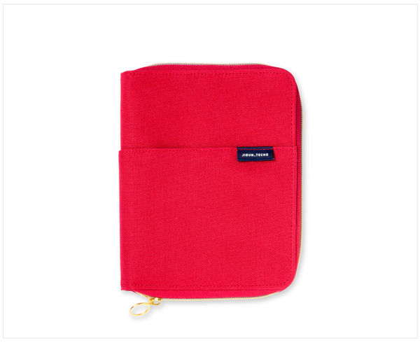 B6slim Notebook Cover Zipper